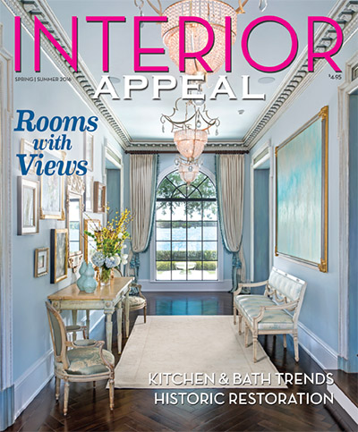 SaturdayModels in Interior Appeal -Summer 2016